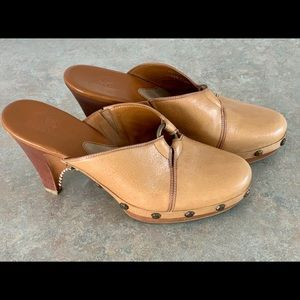 Cole Haan mule style heels